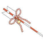 破魔矢の正しい飾り方・置き場所と処分方法