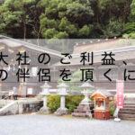 松尾大社の駐車場アクセス、ご利益の生涯の伴侶を頂くには?
