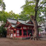 秋津神社(あきつじんじゃ)【参拝レポート】