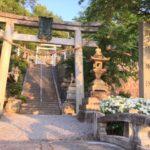岩脇(いおぎ)稲荷神社、滋賀県岩脇山を守る神社。