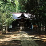 氷川女体神社【参拝レポート】