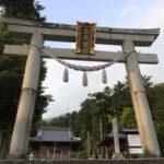 三之宮神社、伊吹山の風土に磨かれたパワースポット