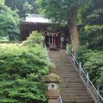 走水神社(横須賀市)【参拝レポート】