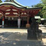 久伊豆神社(越谷市)【参拝レポート】