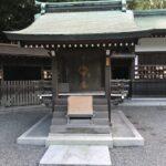 上知我麻神社内にある事代主社【参拝レポート】
