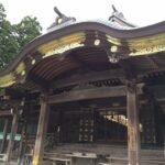 弥彦神社【参拝レポート】