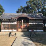 牟禮神社(大阪府茨木市)【参拝レポート】