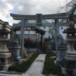 磯島八幡神社【参拝レポート】