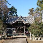 大御和神社(徳島県徳島市)【参拝レポート】