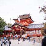 石清水八幡宮の初詣情報2021〜功徳・開門時間・交通規制など